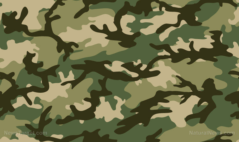 simple personal camouflage rules to follow