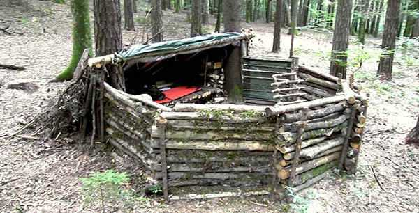 Shtf Shelter: 4 Survival Shelters You Can Build From Scratch When SHTF